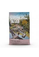 Taste of the Wild Taste of the Wild Lowland Creek Cat Food 5lbs