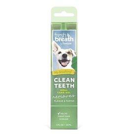 Tropiclean Tropiclean Fresh Breath  No Brushing Clean Teeth Oral Gel Spearmint 2oz
