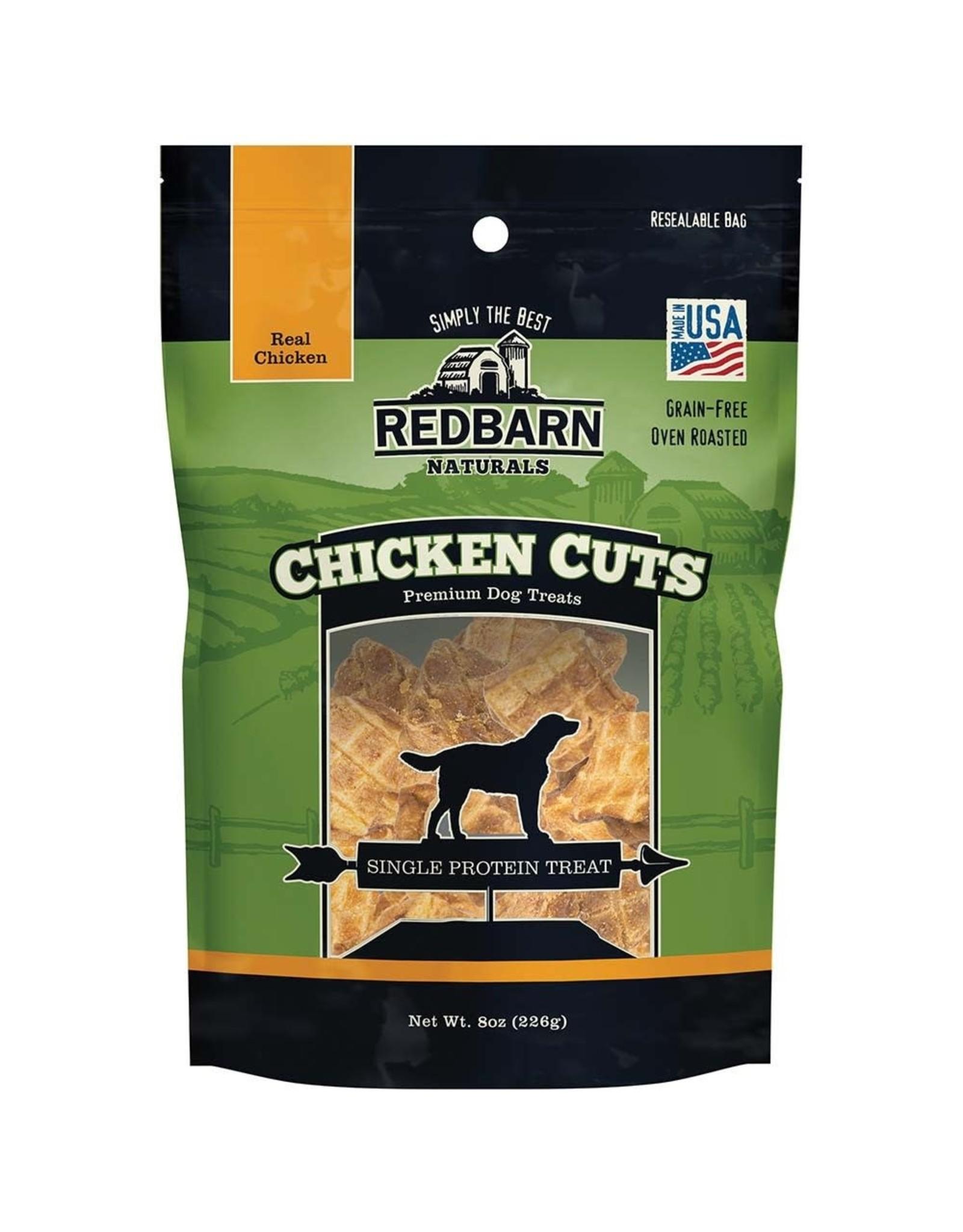 Redbarn Redbarn Chicken Cuts Dog Treat 8oz