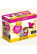 Weruva Weruva BFF PLAY Destiny Chicken & Duck Dinner Slide N' Serve Pate Cat Food 3oz Pouch