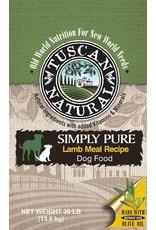 Tuscan Natural Tuscan Natural Simply Pure Lamb & Rice