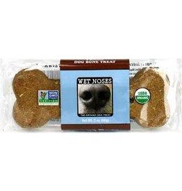 Wet Noses Wet Noses Peanut Butter & Molasses Big Bone Dog Treat  2oz