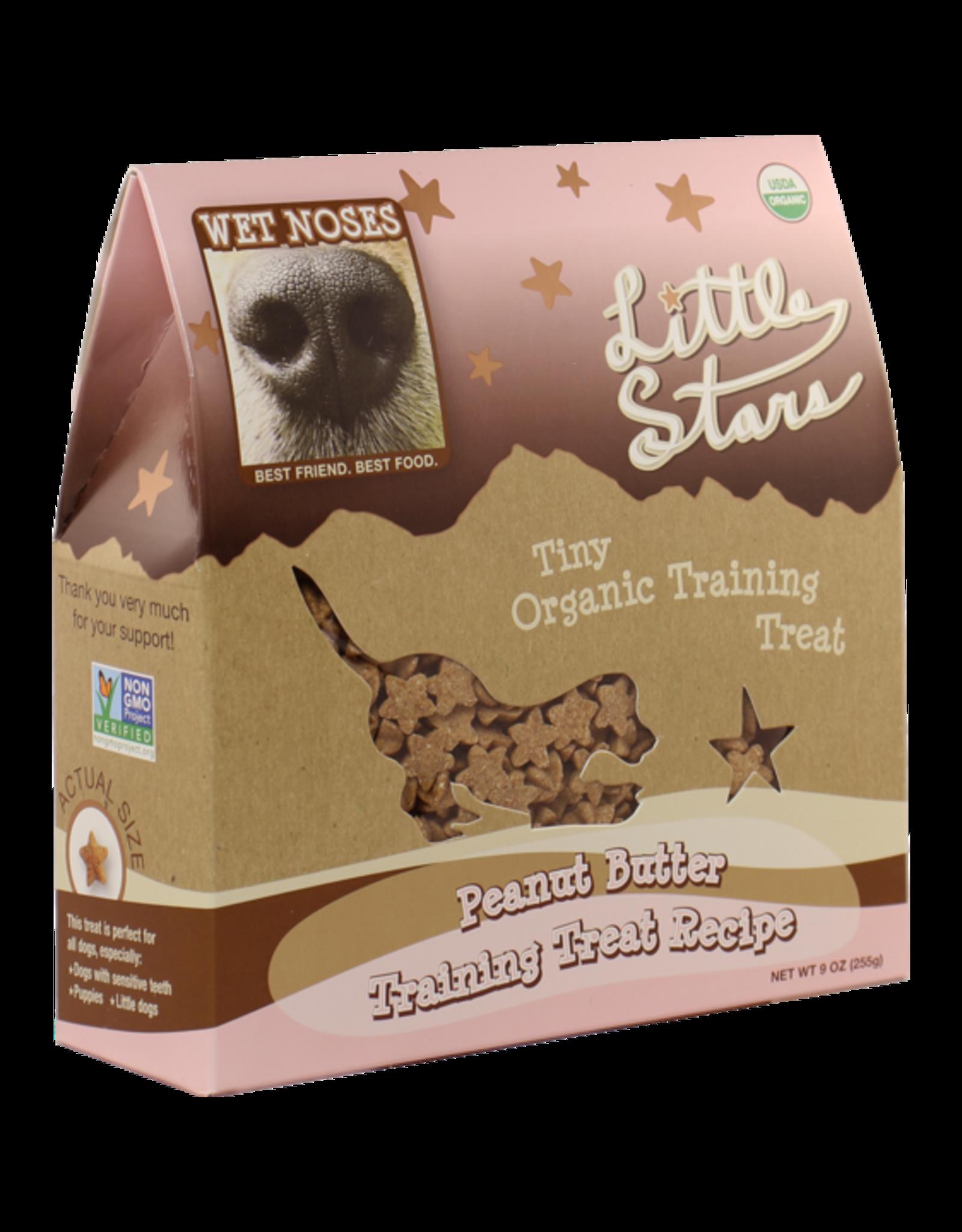 Wet Noses Wet Noses Little Stars Peanut Butter Dog Training Treat 9oz