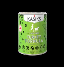 Kasiks Kasiks Cage-Free Turkey Formula Dog Food 12.2oz