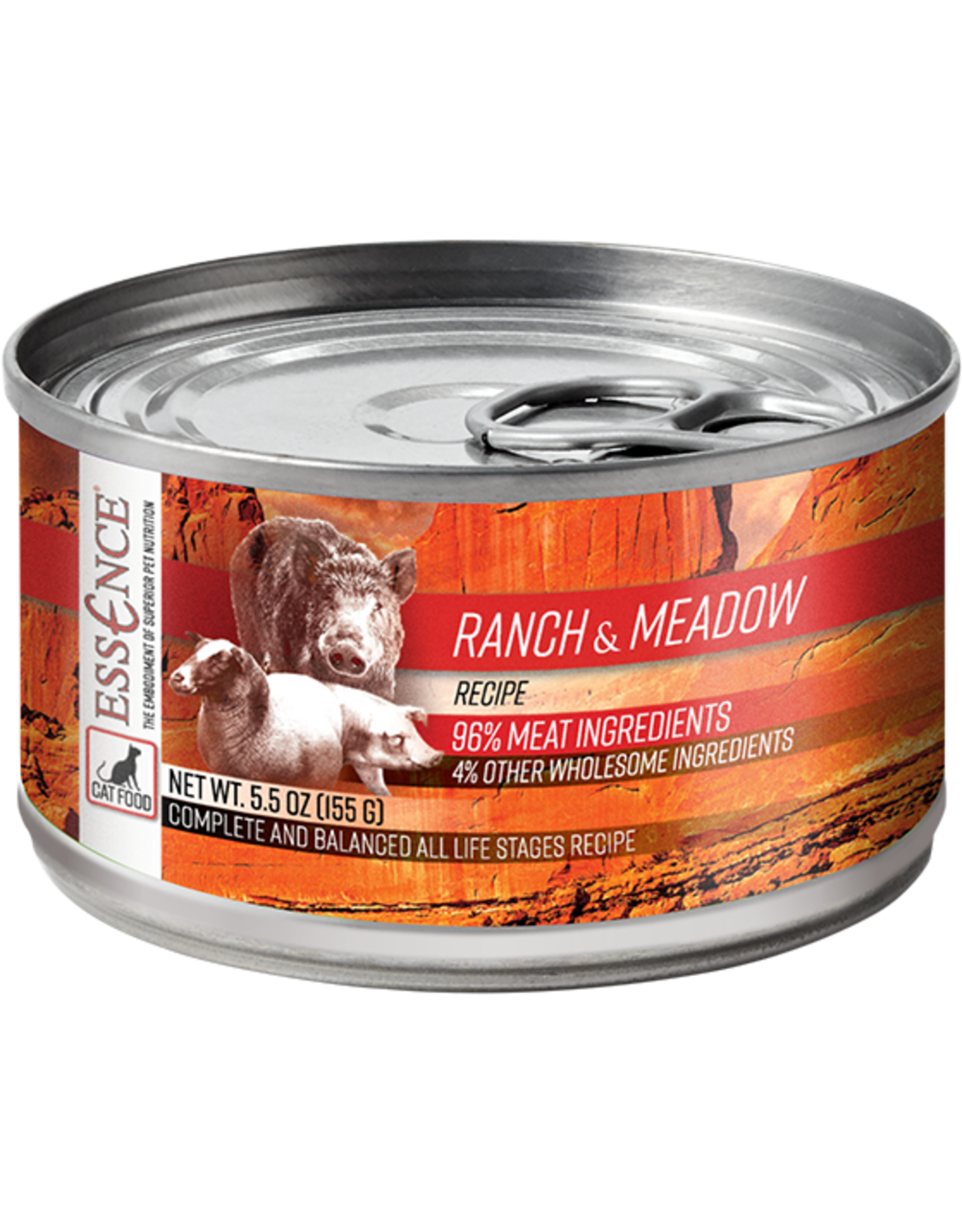 Essence Essence Ranch & Meadow Recipe Cat Food 5.5oz