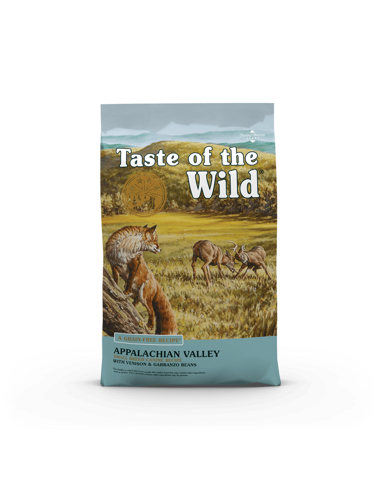 Taste of the Wild Taste of the Wild Appalachian Valley Small Breed Dog Food 5lb