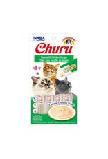 Inaba Inaba Churu Purees Tuna w/Chicken 4 tube pack