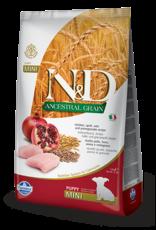 Farmina N&D Farmina N&D Ancestral Grain Chicken & Pomegranate Puppy Mini Dog Food 5.5lb