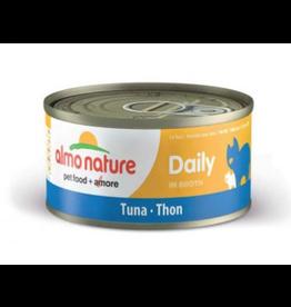 Almo Nature Almo Nature HQS Daily Tuna in Broth Cat Food 2.47 Oz