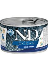Farmina N&D Farmina N&D Ocean Mini Cod & Pumpkin Wet Puppy Food 4.9oz