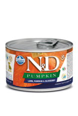 Farmina N&D Farmina N&D Pumpkin Mini Lamb, Pumpkin & Blueberry Wet Puppy Food 4.9oz