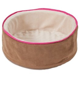 """Petmate Petmate Deluxe Cuddle Cup Dog Bed 17"""""""