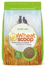 Swheat Scoop sWheat Scoop Natural Fast-Clumping Multi-Cat litter