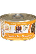 Weruva Weruva Who Wants to be a Meowionaire? Chicken & Pumpkin Dinner Pate Cat Food 3oz