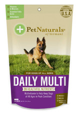 Pet Naturals of Vermont Daily Multi Chews for Dogs 30ct