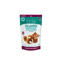 Presidio Presidio Pill Buddy Naturals Pill Treat Roasted Duck Flavor 30ct