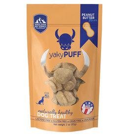 Himalayan Pet Himalayan Pet yakyPUFF Peanut Butter Flavor Dog Treat 2oz