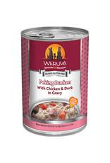 Weruva Weruva Peking Ducken w/Chicken & Duck in Gravy Dog Food 14oz