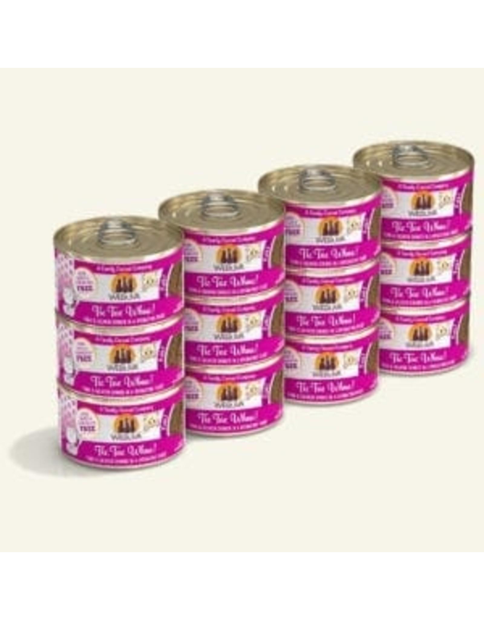 Weruva Weruva Tic Tac Whoa Tuna & Salmon Dinner Pate Cat Food 3oz