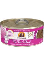 Weruva Weruva Tic Tac Whoa! Tuna & Salmon Dinner Pate Cat Food 5.5oz