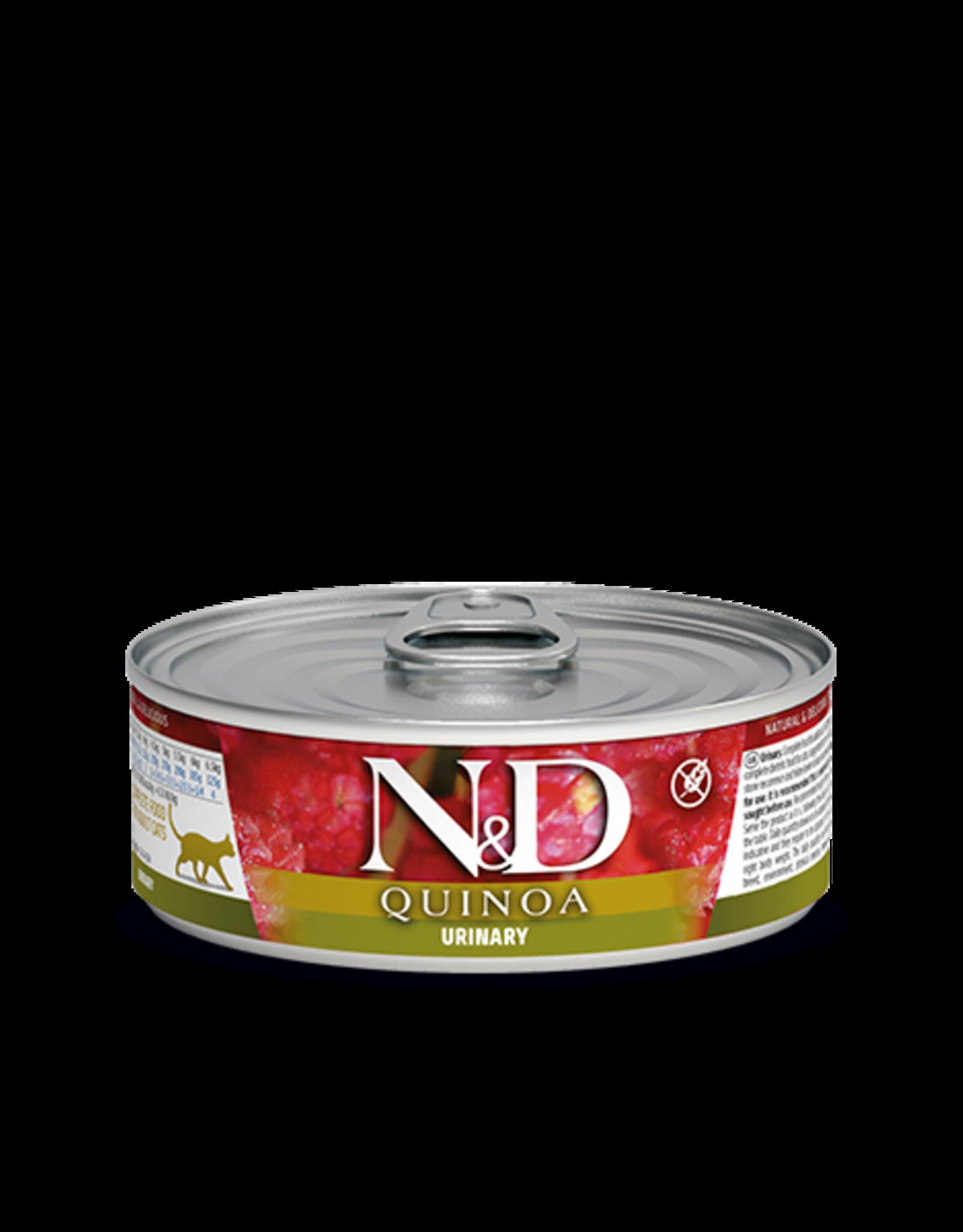 Farmina N&D Farmina N&D Quinoa Urinary Wet Cat Food 2.8oz