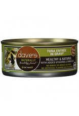 Dave's Pet Food Dave's Tuna Entree in Gravy Cat Food 5.5oz