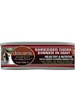 Dave's Pet Food Dave's Gobbleicious Gourmet Dinner Cat Food 5.5oz