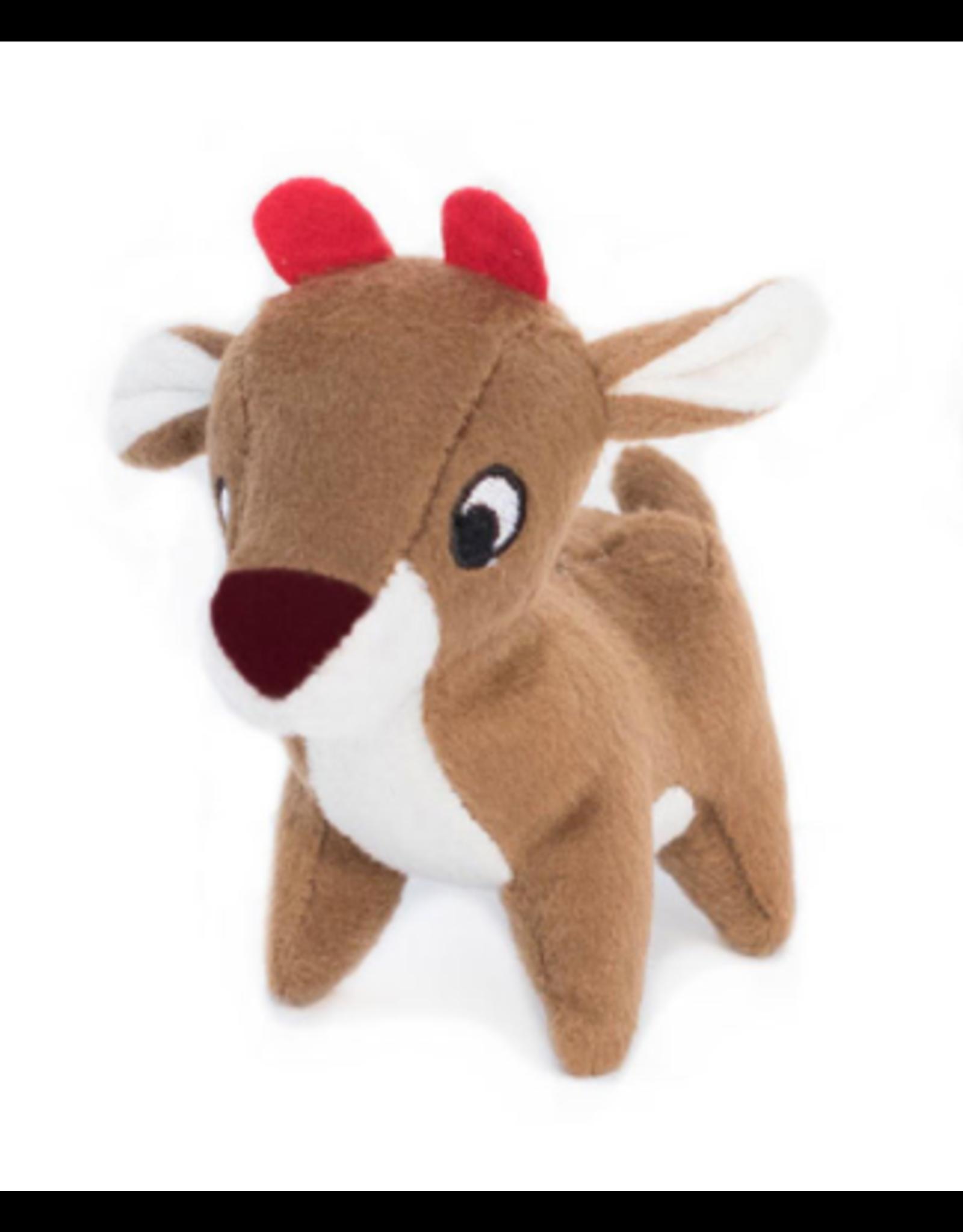 Zippy Paws Zippy Paws Reindeer Miniz