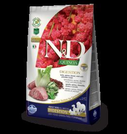 Farmina N&D Farmina N&D Quinoa Digestion Lamb Dog Food All Breeds