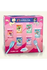 Weruva Weruva Cats in the Kitchen The Brat Pack  Pate Variety Pack  3oz 12/cs