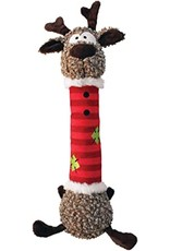Kong Kong Holiday Shaker Luvs Reindeer