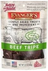 Evangers Evanger's Gently Dried Beef Tripe Treats for Cat & Dog 3.5oz