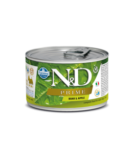 Farmina N&D Farmina N&D Prime  Boar & Apple Wet Dog Food 4.9oz