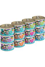 Weruva Weruva BFF OMG! Rainbow Variety Pack Cat Food 2.8oz 12/cs