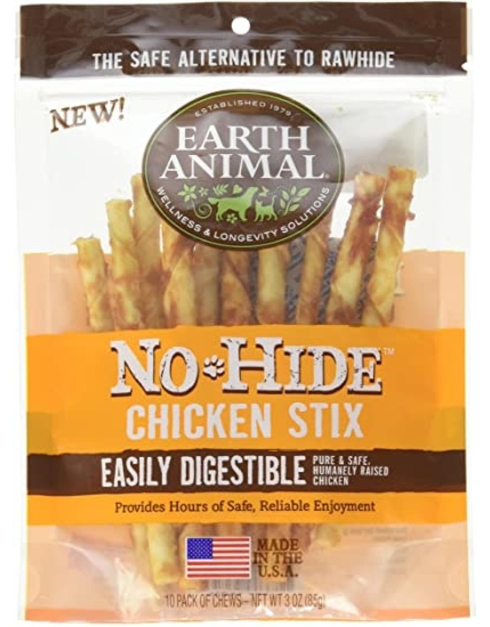 Earth Animal Earth Animal No-Hide Chew - Chicken