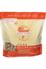 Steve's Real Food Steve's Real Food Freeze-Dried Nuggets Pork Recipe for Cats & Dogs 1.25lb