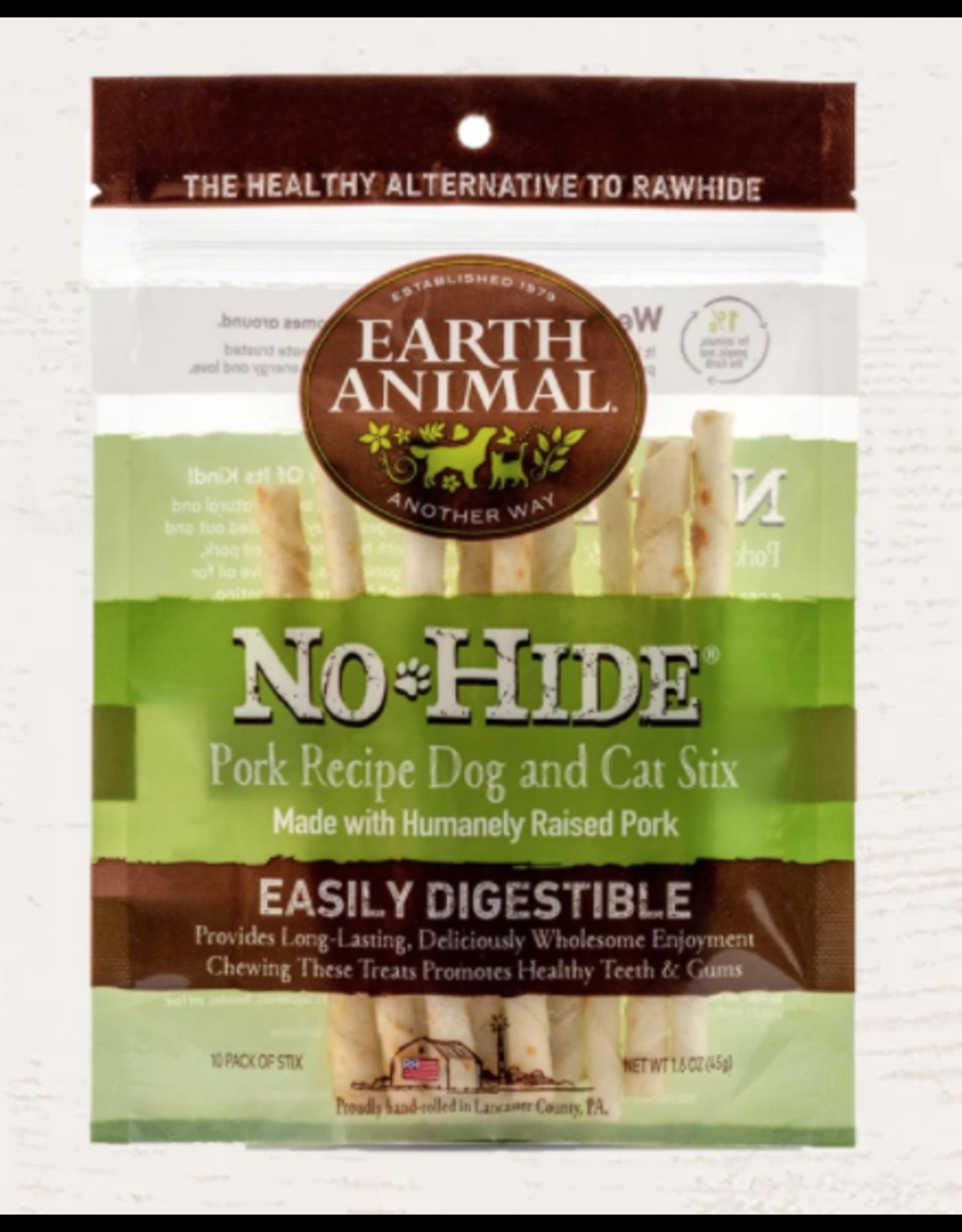 Earth Animal Earth Animal No-Hide Chew - Pork