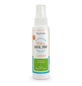 OxyFresh Oxyfresh Dental Breath Spray for Pets 3oz
