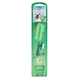 Tropiclean Tropiclean Finger Brushes for Dogs 2pk
