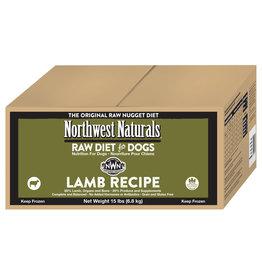 Northwest Naturals Northwest Naturals Raw Diet for Dogs Lamb Recipe Nuggets 15 lb.