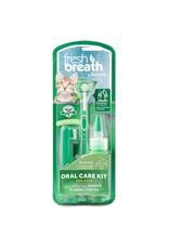 Tropiclean Tropiclean Fresh Breath Oral Care Kit for Cats