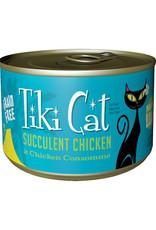 Tiki Cat Tiki Cat Puka Puka Luau Chicken Cat Food 6oz