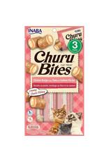 Inaba Inaba Churu Bites Chicken Recipe Wraps Tuna w/Salmon Recipe Cat Treats 3 pack