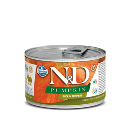 Farmina N&D Farmina N&D Pumpkin Duck, Pumpkin & Cantaloupe Wet Dog Food 4.9oz