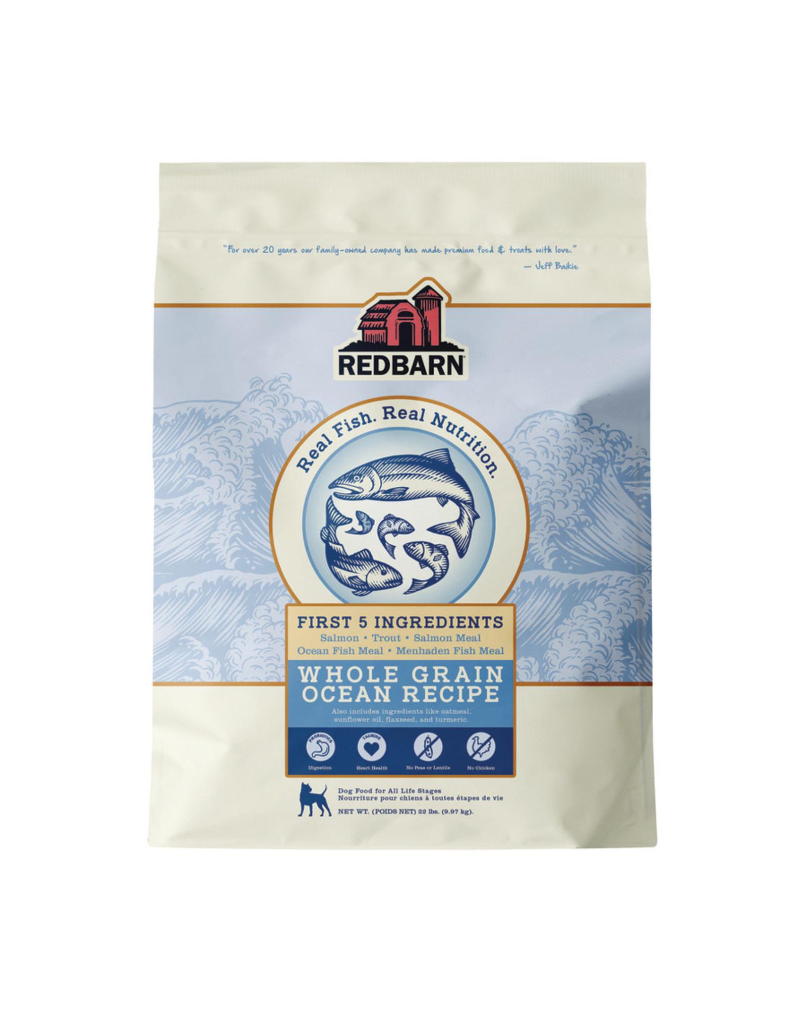 Redbarn Redbarn Whole Grain Ocean Recipe Dog Food