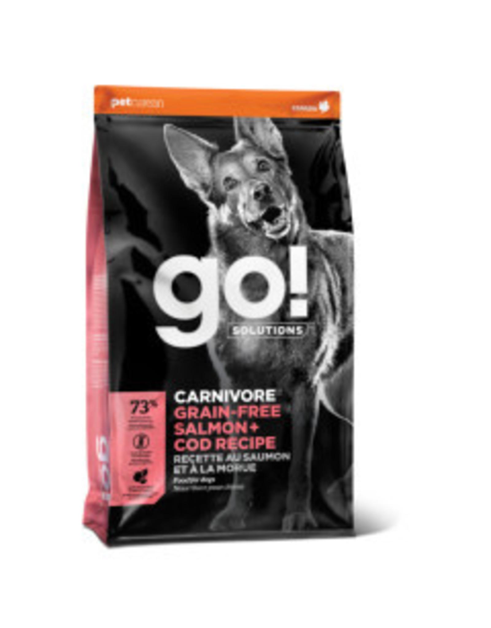 Petcurean Petcurean Go! Carnivore Grain-Free Salmon & Cod Recipe Dog Food