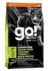 Petcurean Petcurean Go! Carnivore Grain-Free Chicken, Turkey & Duck Recipe Puppy Food