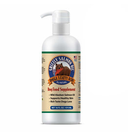 Grizzly Pet Products Grizzly Salmon Oil