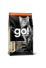 Petcurean Petcurean Go! Carnivore Grain-Free Lamb & Wild Boar Recipe Cat Food 3lb