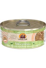 Weruva Weruva Stewy Lewis Lamb, Chicken & Salmon Dinner in Gravy Cat Food 5.5oz